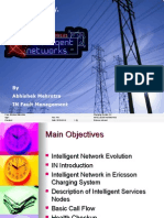 Inetlligent Networks