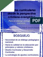 Aportes Curriculares Saavedra