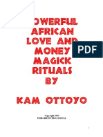 Powerful African Love and Money Magick Rituals - Kan Ottoyo