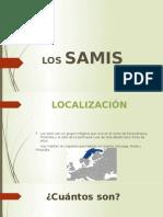Los Samis Geografia 3º