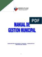 Manual de Gestion Municipal