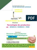 Informe de Mortadela DAVID RODRIGUEZ CALIXTO