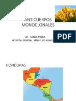 6 - Experiencia Con Anticuerpos Monoclonales en Honduras