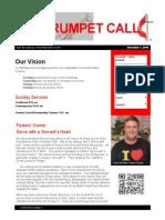 Trumpet Call 2015-11-01