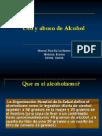 C21 Uso y Abuso Del Alcohol