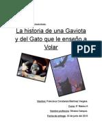 La Historia de Una Gaviota y Del Gato Que Le Enseño a Volar