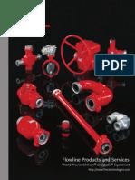 FMC Flowline Products & Services Catalog.pdf