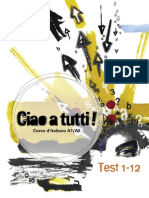 Ciao Tutti Tests