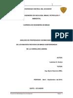 Proyecto metodologia i. uce