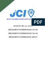 STATUTS JCI Tunisie 2012 Final