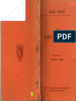 The Paris Commune - Karl Marx