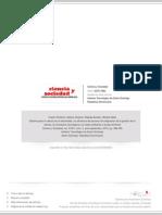 Sistema Para El Cálculo de La Efectividad y La Eficiencia Del Proceso de Integración de La Gestión d