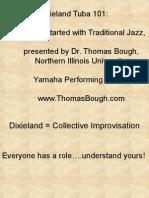 Dixieland Tuba 101