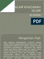 Fiqih Dalam Khazanah Islam