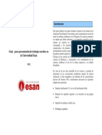 REGLAS APA Presentacion