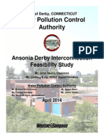 Ansonia Derby Interconnection Feasiblity Study - Compiled Document