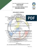 Condiciones y Calendario II Liga Nacional - 2015