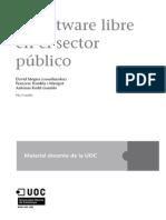 00-P-El Software Libre en El Sector Público