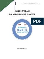 Plan de Trabajo - Dia Mundial Diabetes (1)