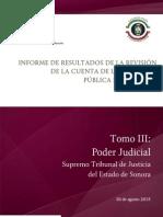 Tomo III Poder Judicial.
