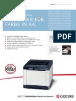 Beschreibung Kyocera FS-C5150