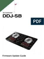 DDJ-SB Firmware Update Guide E