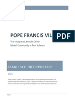 Pope Francis Village
