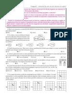 Subiecte Cangur Matematica Cls 4 - Martie 2011