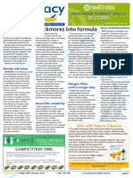 Pharmacy Daily for Fri 30 Oct 2015 - Blackmores into formula, Guild backs health record trial, Allergan confirms friendly merger talks, Events Calendar and much more