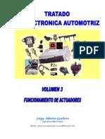 41444948 Tratado de Electronica Automotriz Funcionamiento de Actuadores