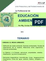 Educacion Ambiental Temario 1