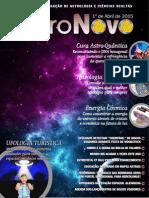 Astronova Edição Especial 1º de Abril 2015