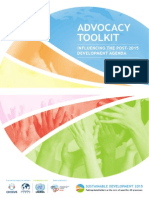 Post 2015 Advocacy Toolkit