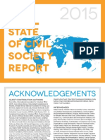 State of Civil Society Full Report 2015