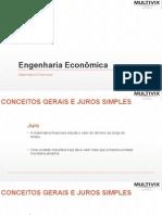 Engenharia Econômica - Juros Simples
