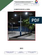 ANALISIS GENERAL PARA LA INSTALACION Y PUESTA EN FUNCIONAMIENTO DE 16 SISTEMAS  PARA ILUMINACION VIAL EN ESTACIONAMIENTO EN MARGARITA.pdf