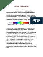 Infrared Spectroscop1