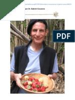 Alimentacin Consciente Por Dr Gabriel Cousens