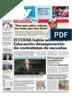 Periódico Miércoles 30 de Septiembre 2C 2015