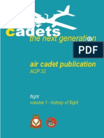 ACP 33 Volume 1 - History of Flight