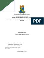 Relatório Final - Projeto de Instalações Prediais