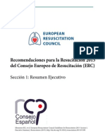 reanimacion cardiaca 2015