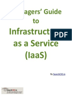 Cloud Computing as a Service Infrastructure Guide for IT Professionals