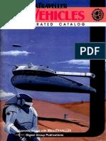 MegaTraveller - 101 Vehicles