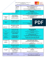 2015-2016 Programs Dallas Dental Hygienists' Society