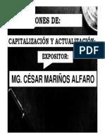 Sesión 1B Operaciones de Capitalización y Actualización [Modo de Compatibilidad]