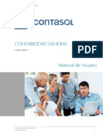 Manual ContaSOL 2015EV