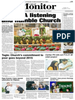 CBCP Monitor Vol. 19 No. 22