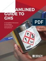 The Streamlined Guide to GHS