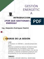 Fundamentos de la Gestión energética
